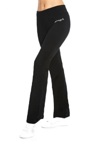 PINEAPPLE Dancewear Womens Bootcut Kickflare Jersey Dance Yoga Pants Trousers